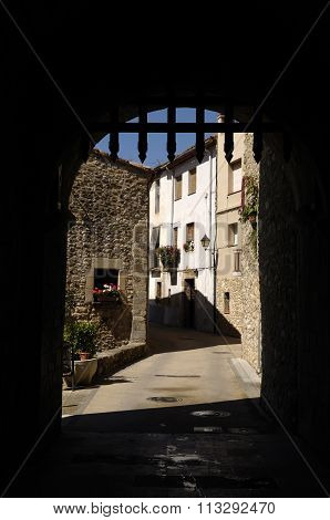 Sant Llorenç De La Muga, Alt Emporda, Girona Province, Spain