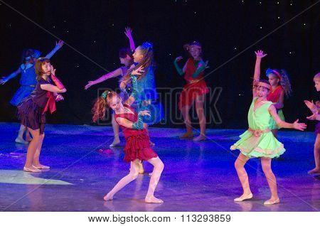 performance of Madame Bobo