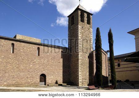 Sant Miquel Church, La Seu D'urgell, Lleida, Spain