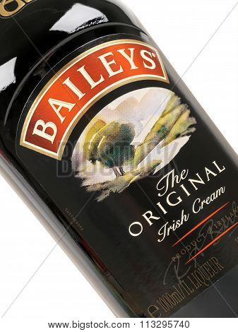Bottle Of Baileys