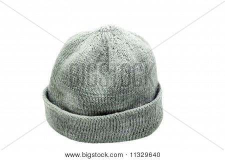 woolen knitted cap