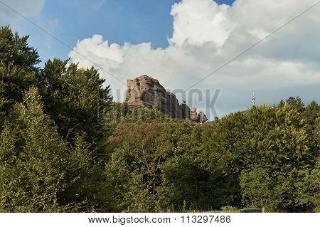 Rocks group formation, in belogradchik rocks