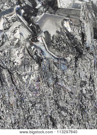 Natural Black Stone Cassiterite