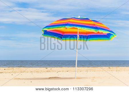 Colorful Sunshade Sunny Beach