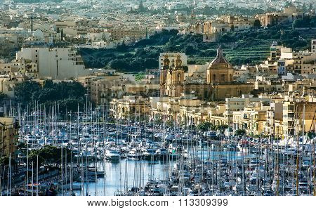 Msida Parish Church - Valletta - Malta