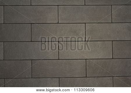 Grey and Charcoal Tile Background