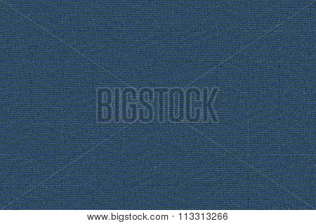 Blue Abstract Texture Like Knitted Fabric