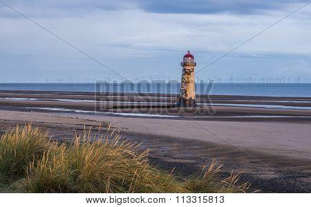 Talacre Lighthouse, Flintshire