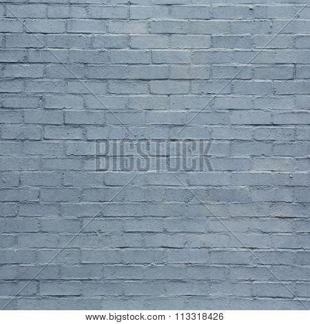 blue brickwall.