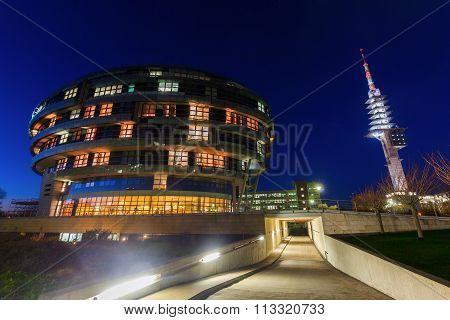 Neuroscience Institute in Hanover, Germany