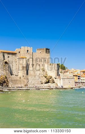 Collioure, Languedoc-Roussillon, France