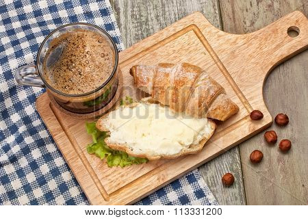 Bread, Butter And Coffee