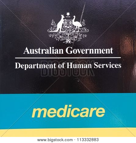 Medicare Department of Human Services Australia
