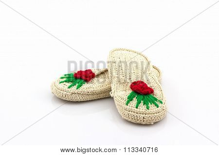 Woven Sandals Shoes.