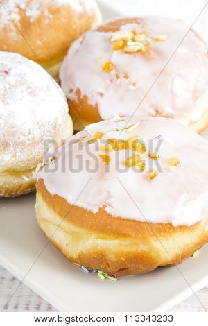classic donuts