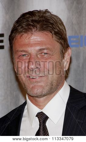Sean Bean at the Scream Awards 2011 held at the Universal Studios Backlot in Universal City, USA on October 15, 2011.