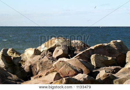 Lake Erie Landscape