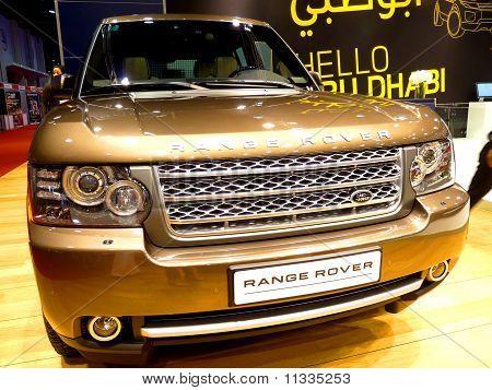 Range Rover Model