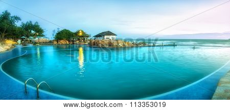 Beachside resort in Phan Thiet