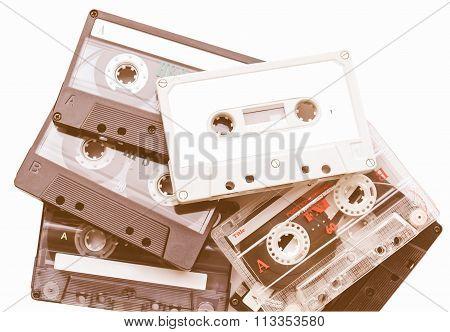 Cassette Picture Vintage