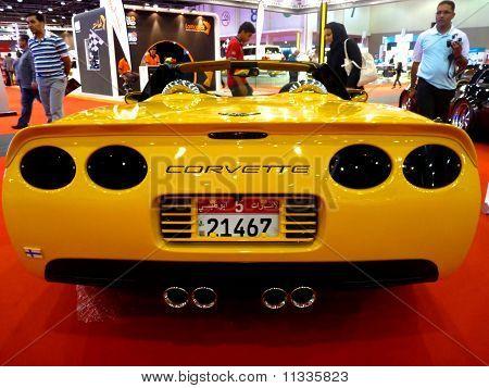 Corvette Sports Model