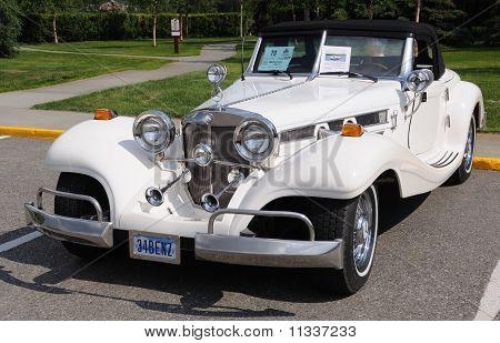 1934 Mercedes 500 K,