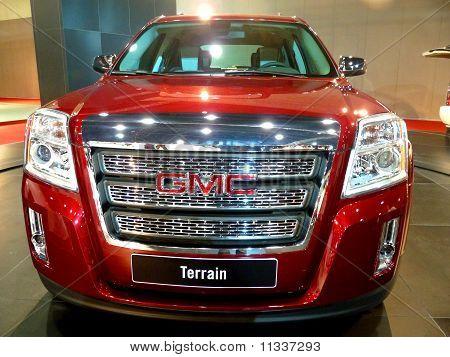 GMC Terrain SUV