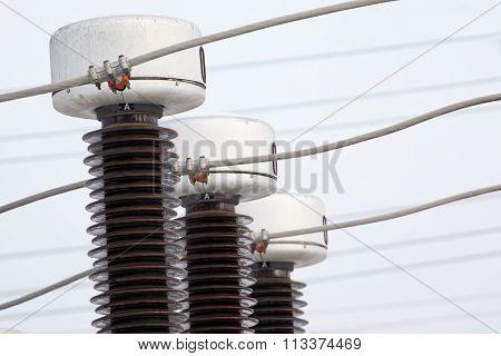 High Voltage Isolation