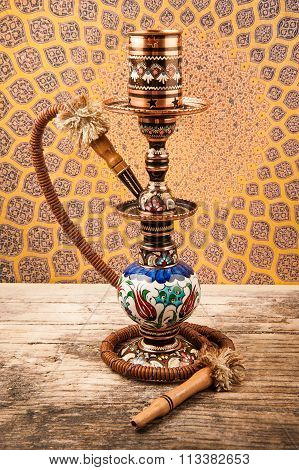 Traditional Hookah-Waterpipe