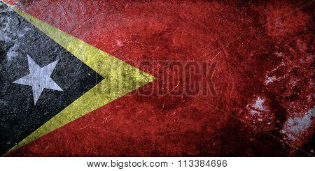 East Timor Grunge