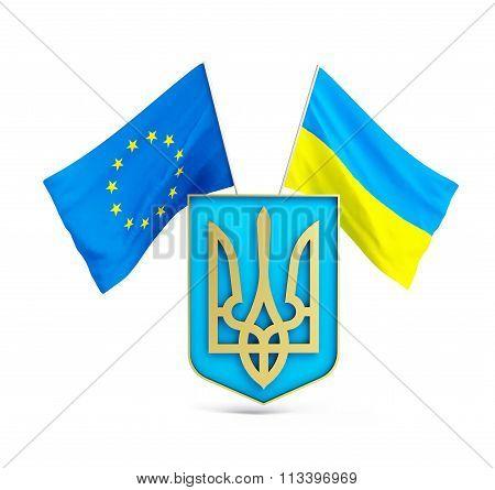 Association  European Union And Ukraine.