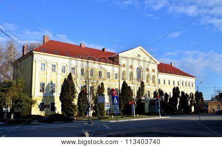 Lugoj Old Prefecture Editorial
