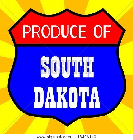 Produce Of South Dakota