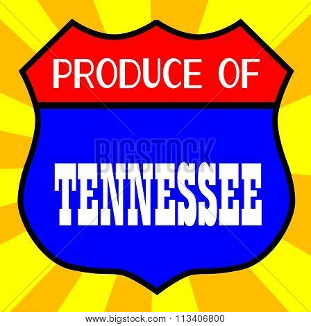 Produce Of Tennessee