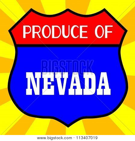 Produce Of Nevada