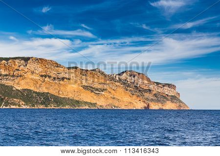 Cap Canaille The Highest Sea Cliff In France