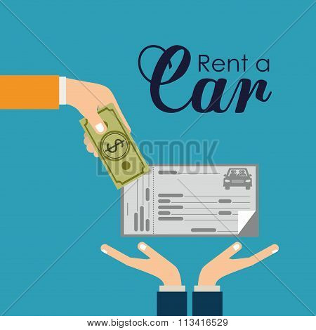 rent a car design