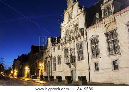 Hof Van Savoye In Mechelen In Belgium
