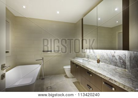 Exclusive Minimalistic Bathroom