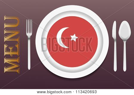 Ready For Serving Turkish Cuisine
