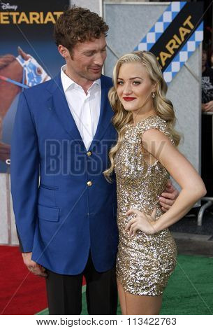 HOLLYWOOD, CALIFORNIA - September 30, 2010. AJ Michalka at the Los Angeles premiere of
