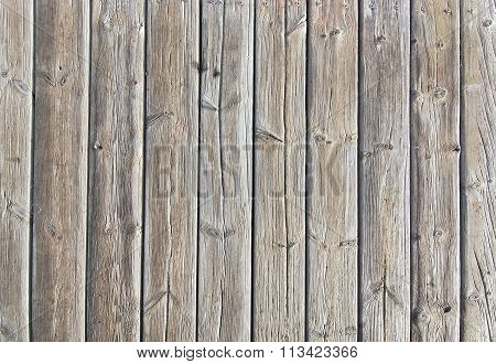 Brown Weathered Boardwalk Planks Background