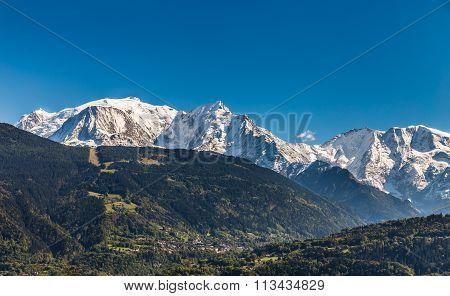 Mont Blanc,maudit,domes De Miage,aig.de Bionnassay