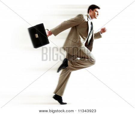 Hurrying Boss