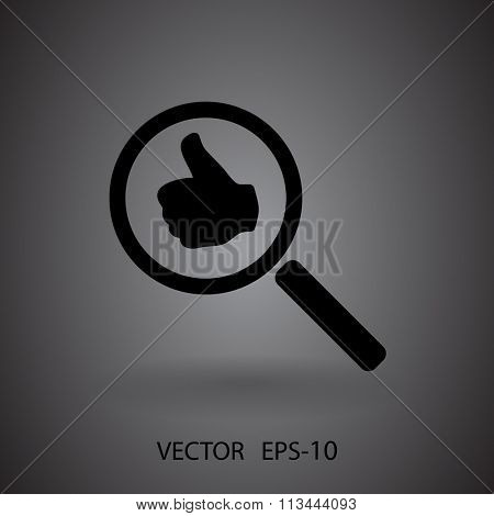 approvals search icon