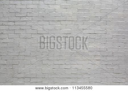 white brickwall.