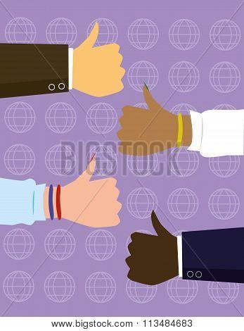 Global Equality Concept