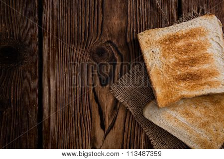 Toasted Toast Bread