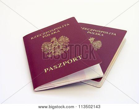 Polish pasport