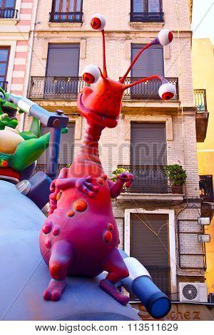 Fallas 2011, Valencia, Spain.